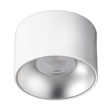 Luxera 18088 - LED-es felületre szerelhető mennyezeti lámpa  INNEZ 1xLED DISK/11,6W/230V