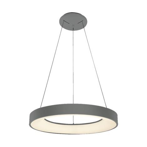 Luxera 18404 -LED Szabályozható csillár zsinóron GENTIS 1xLED/40W/230V