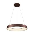 Luxera 18405 - LED Szabályozható csillár zsinóron GENTIS 1xLED/40W/230V