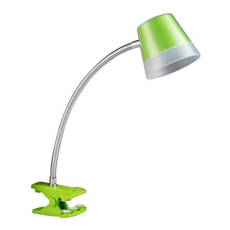 Luxera 26052 - Led lámpa csipesszel VIGO LED SMD/4W/230V