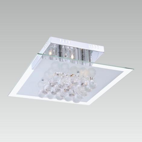 LUXERA 31020 - SEVILLA mennyezeti lámpa 6xG9/40W