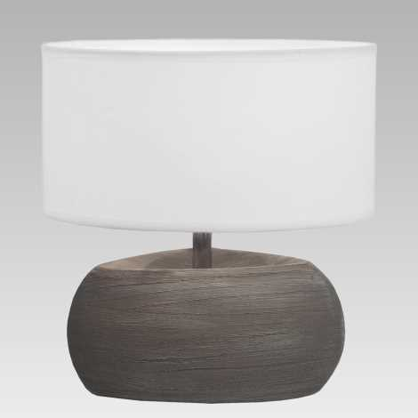 LUXERA 32036 - WANDA asztali lámpa 1xE27/60W
