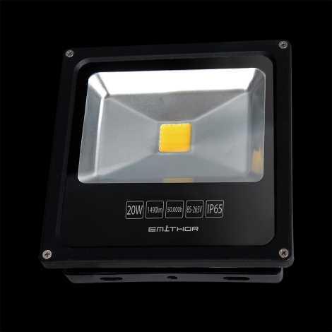 LUXERA 32110 - METALED LED-es reflektor  LED/20W 3000K
