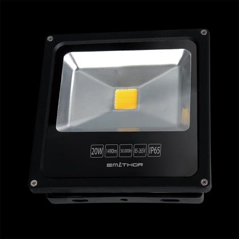 LUXERA 32111 - METALED LED-es reflektor  LED/20W 3000K