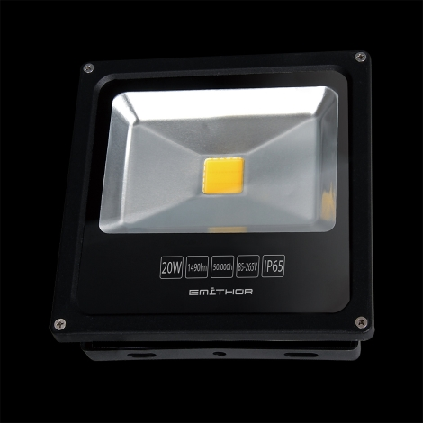 LUXERA 32111 - METALED LED-es reflektor  LED/20W 6000K