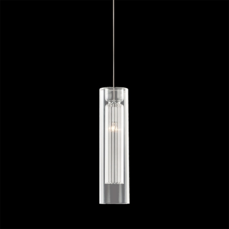 Luxera 33506 - Függesztékes mennyezeti lámpa MARABIS G4/20W/230V