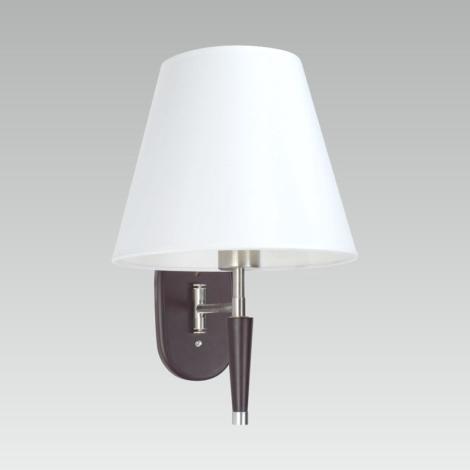Luxera 33510 - Fali lámpa Bangkok E27/60W/230V