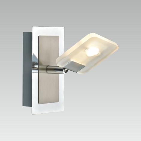 LUXERA 34029 - KYTON LED-es spotlámpa 1xLED/5W