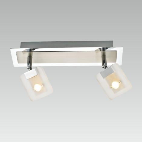 LUXERA 34030 - KYTON LED spotlámpa 2xLED/5W