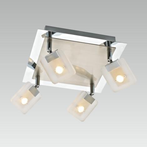 LUXERA 34031 - KYTON LED-es spotlámpa 4xLED/5W
