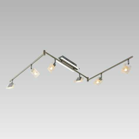 LUXERA 34032 - KYTON LED-es spotlámpa 6xLED/5W