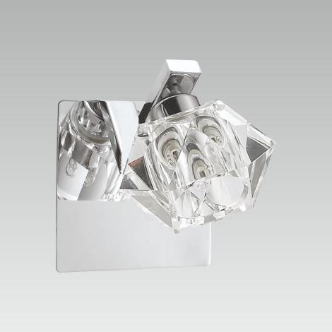 LUXERA 34038 - ZENITH LED-es fali lámpa 1xLED/5W