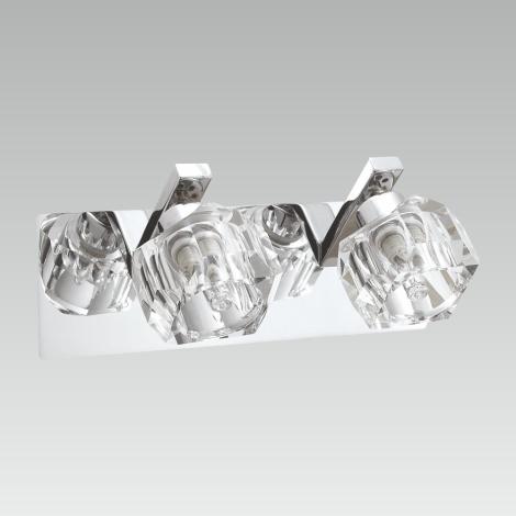 LUXERA 34039 - ZENITH LED-es fali lámpa 2xLED/5W