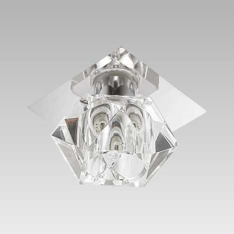 LUXERA 34041 - ZENITH LED-es mennyezeti lámpa 1xLED/5W
