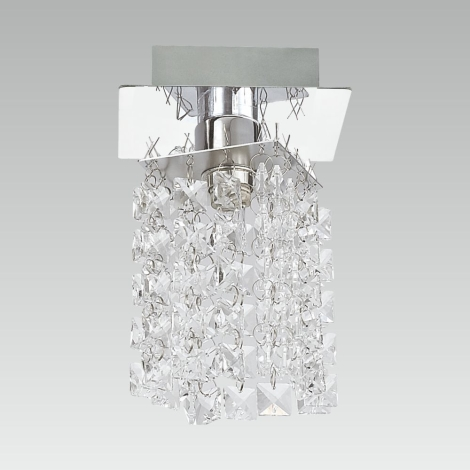 LUXERA 34045 - ZAND mennyezeti lámpa 1xG9/40W