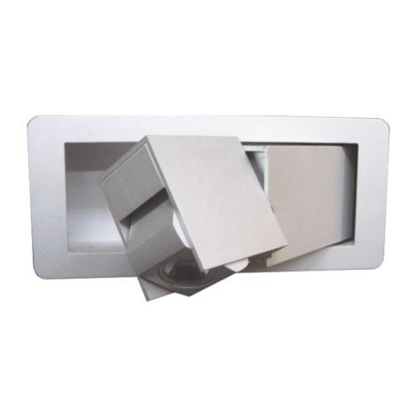 LUXERA 41111 - DREAM CREE LED-es fali lámpa LED/3W