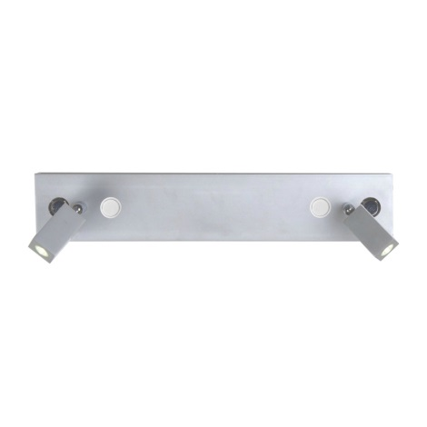 LUXERA 41113 - HILTON LED-es spotlámpa 54xLED/5W+2xCREE LED/3W