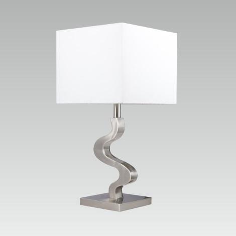 LUXERA 41115 - ELLASTICA asztali lámpa 1xE27/60W
