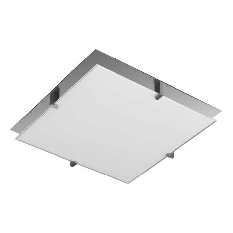 LUXERA 45106 - ZEXT mennyezeti lámpa 2xE27/60W