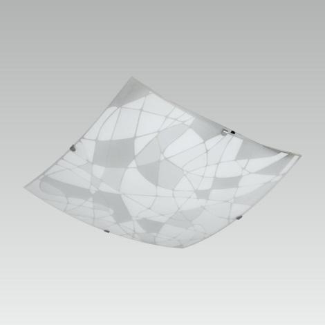 LUXERA 45114 - FERRATA fali/mennyezeti lámpa 3xE27/60W