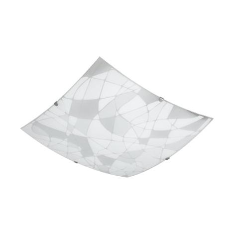 LUXERA 45115 - FERRATA fali/mennyezeti lámpa 2xE27/60W