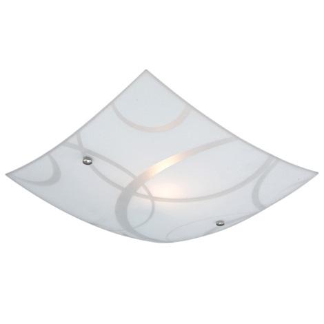 Luxera 45123 - Mennyezeti lámpa ROMERO 1xE27/60W/230V