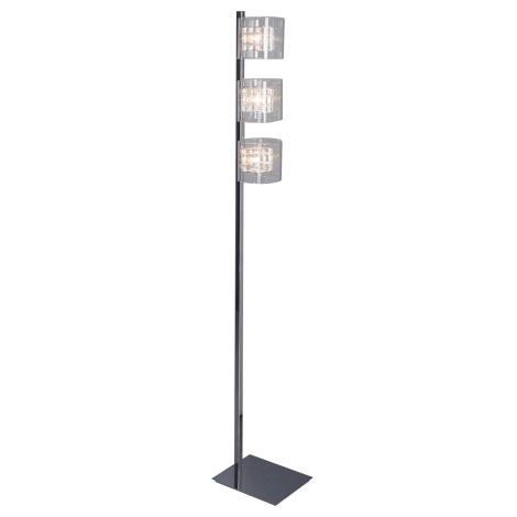 LUXERA 46005 - TOGO állólámpa 3xG9/40W