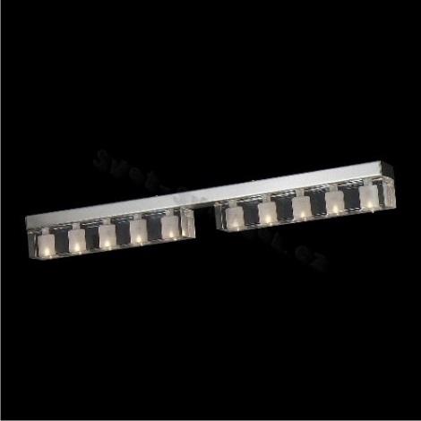 LUXERA 46008 - EDGAR mennyezeti lámpa 10xG4/20W