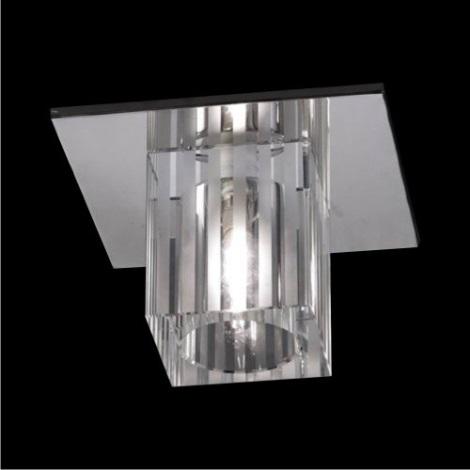 LUXERA 46014 - VAMP mennyezeti lámpa 1xG9/40W