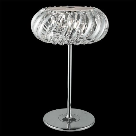 LUXERA 46023 - ENIGMA asztali lámpa 3xG9/40W