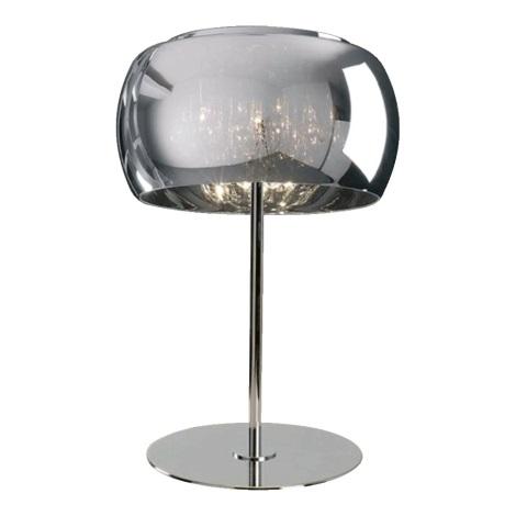 Luxera 46053 - SPHERA asztali lámpa 3xG9/42W/230V