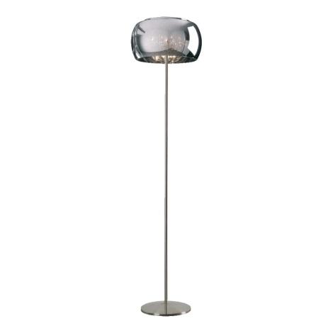 LUXERA 46055 - SPHERA állólámpa 4xG9/42W króm