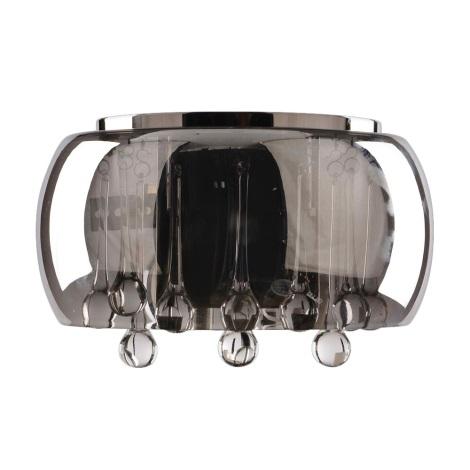Luxera 46058 - Fali lámpa SPHERA 2xG9/33W/230V