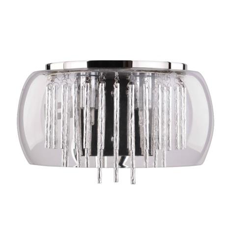 Luxera 46059 - Fali lámpa MEDUSA 2xG9/33W/230V