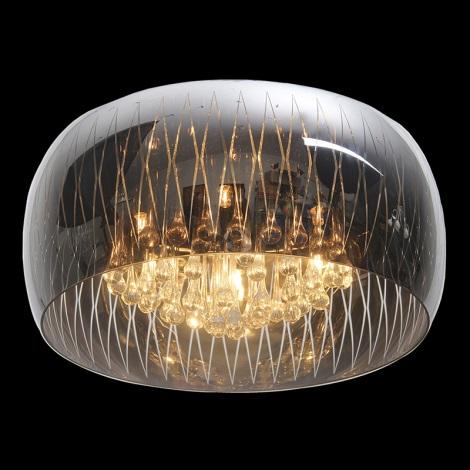 Luxera 46116 - Mennyezeti lámpa NEFRIT 5xG9/33W/230V