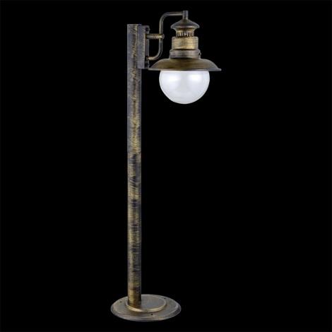 LUXERA 48403 - LIMASSOL állólámpa 1xE27/60W IP44