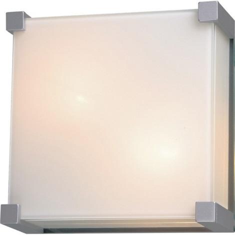 LUXERA 62006 - SUPRA mennyezeti lámpa 2xE27/60W