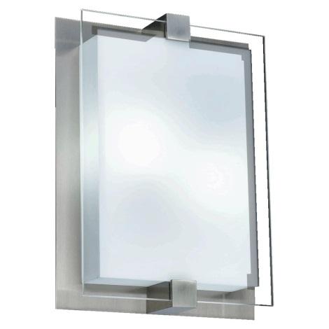 LUXERA 62011 - SHARP mennyezeti lámpa 4xE27/18W matt króm