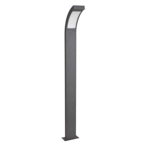 LUXERA 63004 - MANHATAN LED-es kültéri állólámpa 60xLED/6W 1000x170