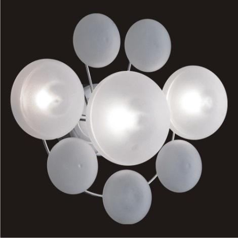 LUXERA 64004 - ZEPELLIN fali lámpa 3xG4/20W