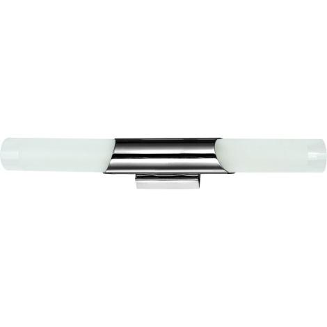 Luxera 65016 - Fali lámpa ELIOT 2xE14/40W/230V fényes króm