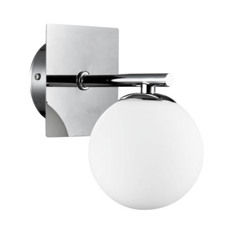 Luxera 65019 - Fürdőszobai lámpa NAOS 1xG9/33W/230V
