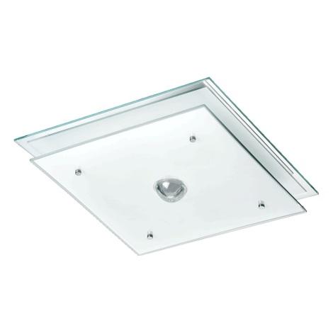 LUXERA 65115 - IKAROS DIAMOND mennyezeti lámpa 3xE27/60W