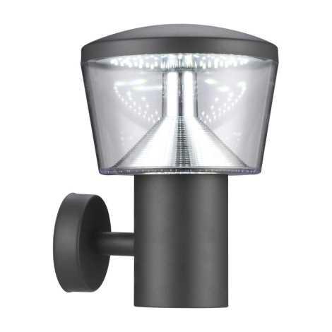 Luxera 66004 - LED Kültéri fali lámpa DUBLIN LED/11W/230V
