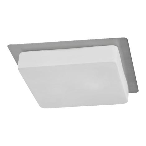 LUXERA 66207 - NIZZA mennyezeti lámpa 2xE27/60W