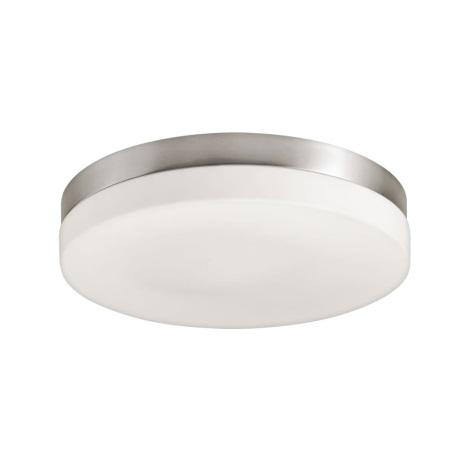 LUXERA 67100 - PILLS fürdőszobai mennyezeti lámpa 1xE27/60W