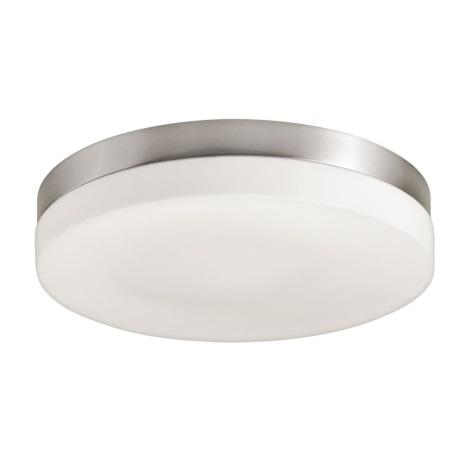 LUXERA 67102 - PILLS fürdőszobai mennyezeti lámpa 2xE27/60W