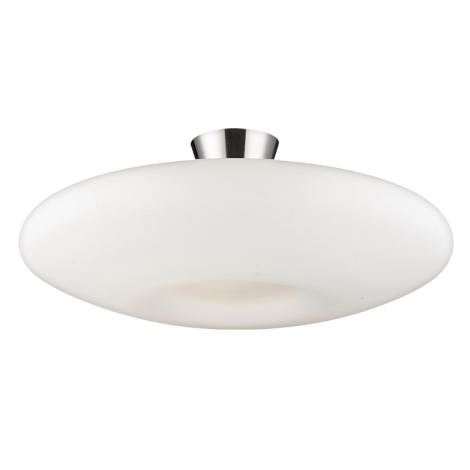 Luxera 68.049 - Mennyezeti lámpa AIRSHIP 2xE27/75W/230V