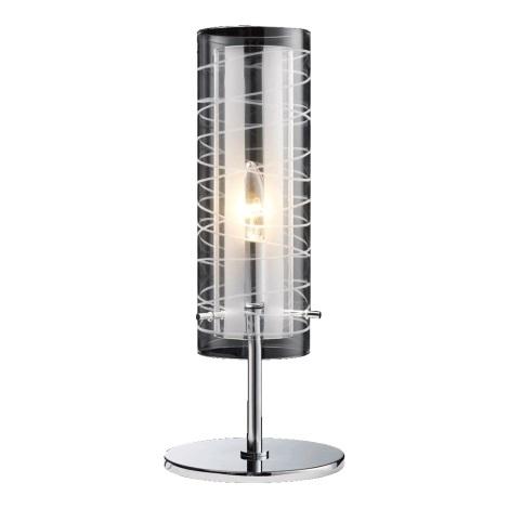 LUXERA 68002 - PALMIRA asztali lámpa 1xE14/60W