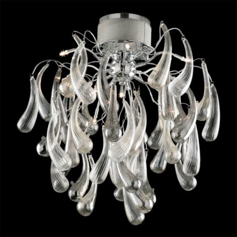 LUXERA 69029 - GLASGOW mennyezeti lámpa 9xG4/20W